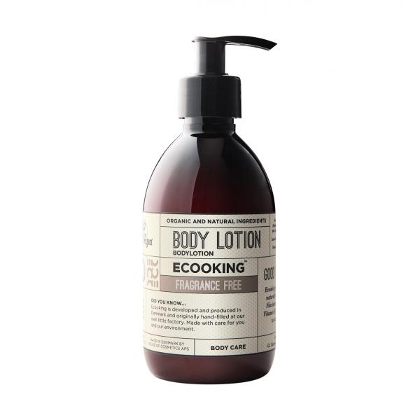 Ecooking - Body Lotion Hajusteeton 300 ml