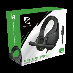 Piranha Gaming Headset HX25