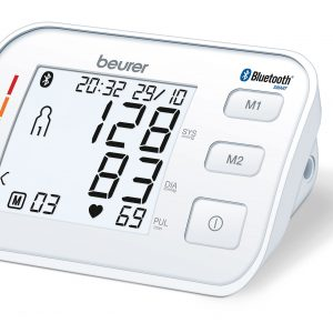 Beurer - BM 57 Upper Arm Blood Pressure Monitor - 5 Years Warranty