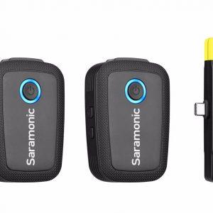 Saramonic - Blink 500 B6 ((TX+TX+RX ) Wireless Microphone System