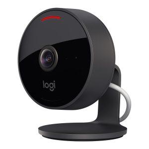 Logitech - Circle View Camera Graphite