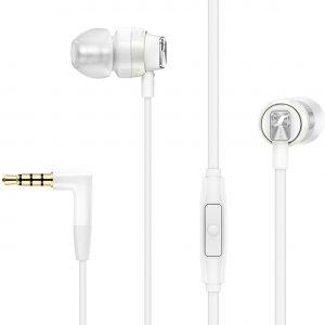 Sennheiser - CX 300S Earphones - White