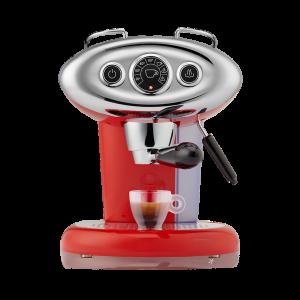 illy - Francis Francis X7.1 Iperespresso Espresso Machine - Red