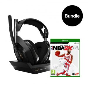 ASTRO A50 Wireless + Base Station & NBA 2K21 - Bundle XB1
