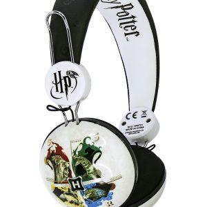 OTL Harry Potter Hogwarts Crest Junior Dome Headphones