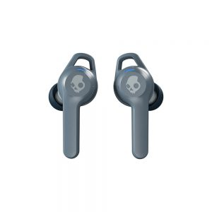 Skullcandy - Indy Evo Wireless Earphones - Grey