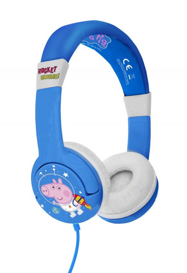 OTL Peppa Pig George Rocket Childrens Headphones