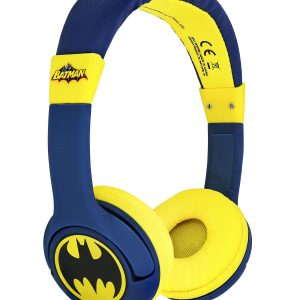 OTL Batman Bat Signal Kids Headphones