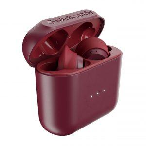 Skullcandy - indy True Wireless In Ear Headphones - Red