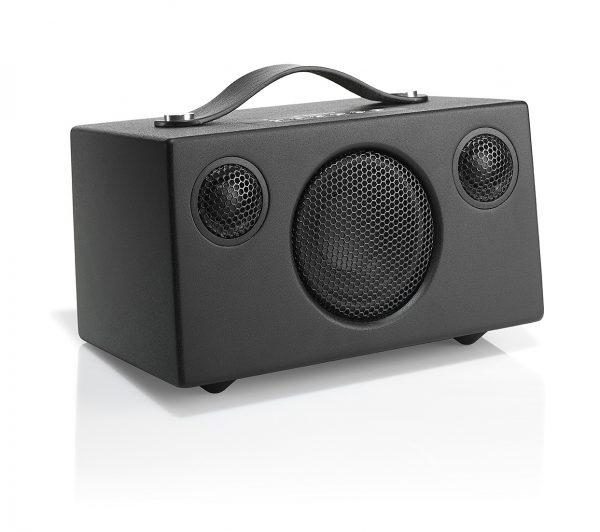 AUDIO PRO ADDON T3+ Portable Wireless Bluetooth Speaker - Coal Black