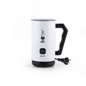 Bialetti - Soft Cream - Elektrisk Mælkeskummer 150ML/300ml - White (4433)
