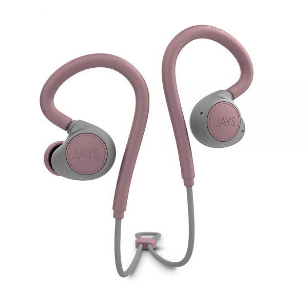 Jays - m-Six Wireless In-Ear Headphones - Rose