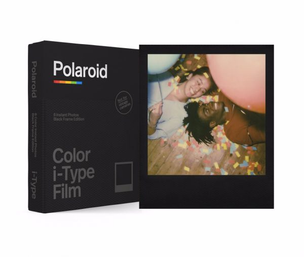 Polaroid - Color Film I-Type Black Frame Edition
