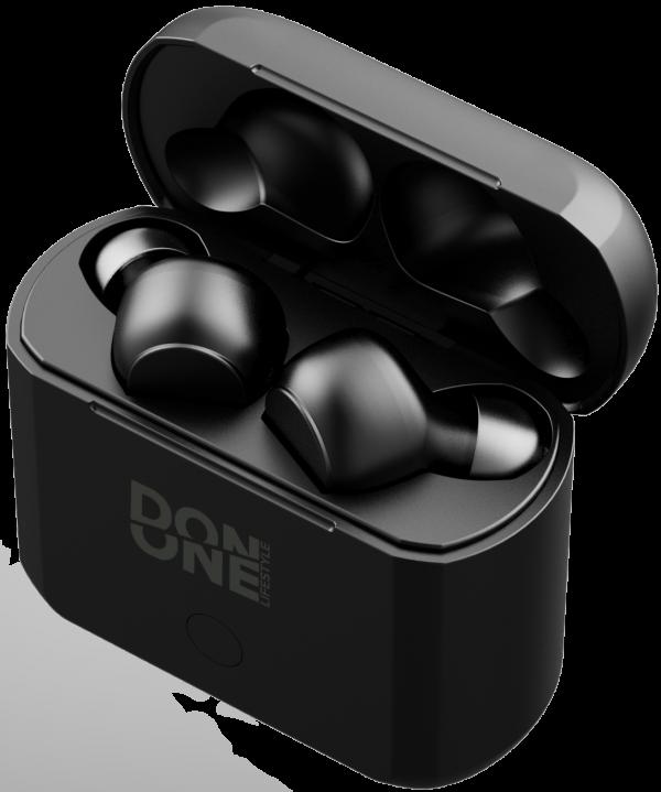DON ONE Lifestyle kuulokkeet - TWS120 (Musta)