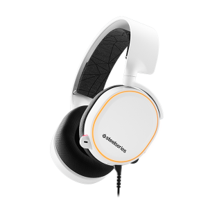 Steelseries - Arctis 5 Gaming Headset - White