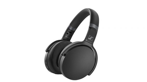 Sennheiser - HD 450 Bluetooth Headphones - Black