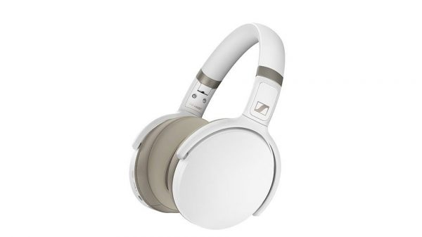 Sennheiser - HD 450 Bluetooth Headphones - White