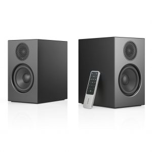 Audio Pro - A26 Compact TV Sound - Black