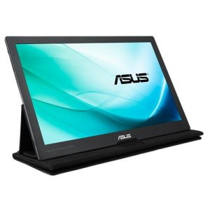 """Asus - MB169C+ Portable 15,6""""USB-C Monitor With Flicker Free, Blue Light Filter"""