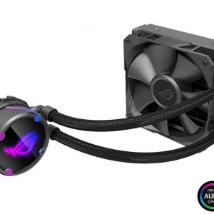 Asus - Rog Strix LC 120 all-in-one liquid CPU cooler