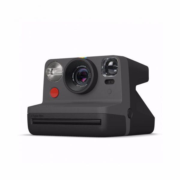 Polaroid - Now Point & Shoot Camera - Black