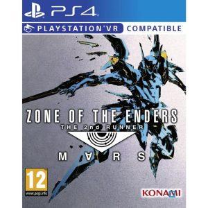 Zone of the Enders: The 2nd Runner - Mars (UK/Arabic)
