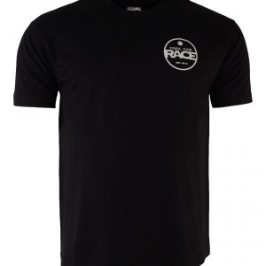 Cool Car Race 'Race' T-shirt - Black