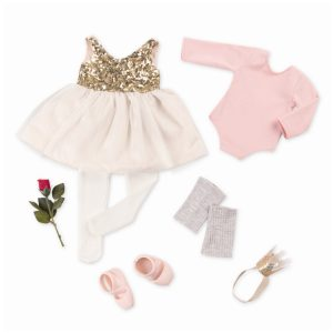 Our Generation - Deluxe Ballerina Clothes (730298)