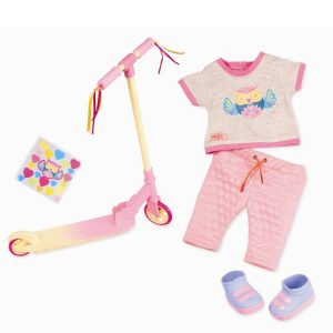 Our Generation - Deluxe Scooter Outfit (730377)