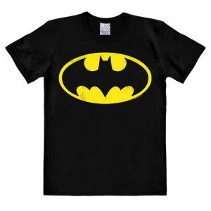 DC - Batman - Logo - Easyfit - black - Original licensed product