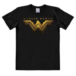 DC - Wonder Woman - Movie - Easyfit - black - Original licensed product