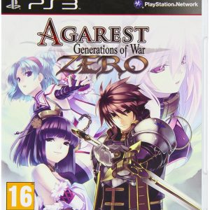 Agarest: Generations of War Zero - Standard Edition