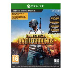 Playerunknown's Battlegrounds (Code in a Box)