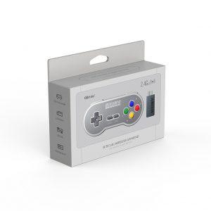 SF30 2.4G Wireless Gamepad 8Bitdo SF ...