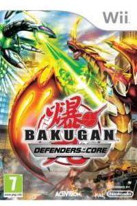 Bakugan: Battle Brawlers - Defenders of the Core (Nordic)