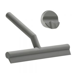 Zone - Wiper W/Magnetic Holder - Grey (330201)