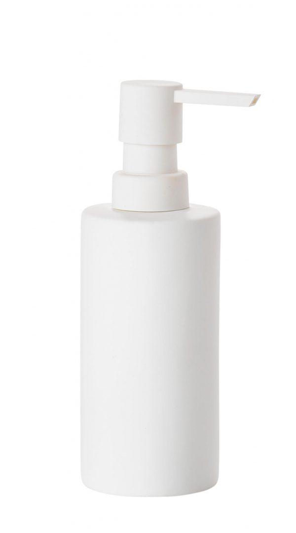 Zone - Solo Soap Dispenser - White (330204)