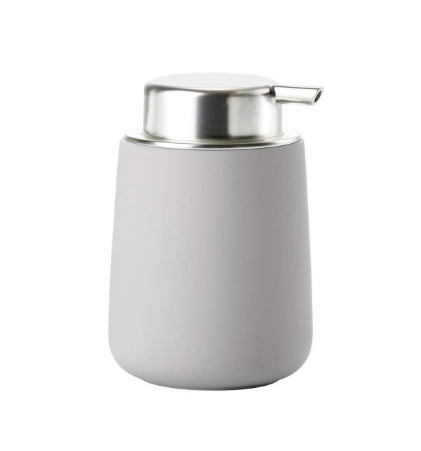 Zone - Nova Soap Dispenzer - Soft Grey (331212)