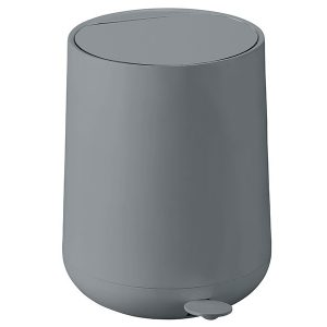 Zone - Nova Pedal Bin 5 L - Grey (330131)