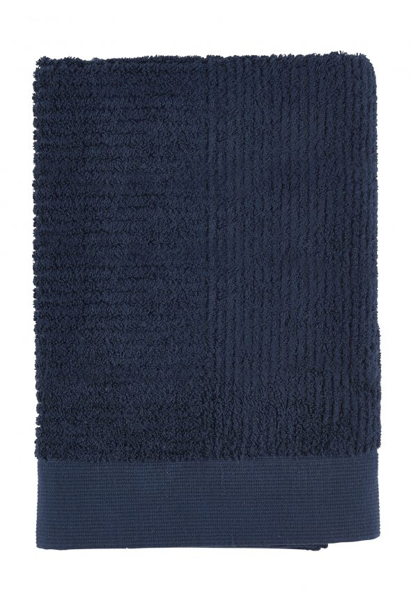 Zone - Classic Towel 70 x 140 cm - Dark Blue