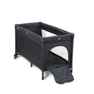Babytrold - Travel Cot - Black