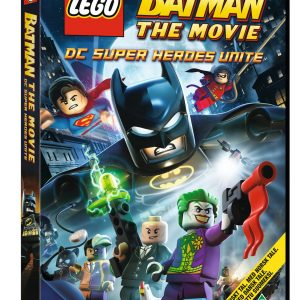 LEGO Batman - The Movie - DVD