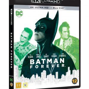 Batman Forever 4K Blu ray
