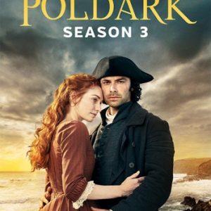Poldark - Season 3 - DVD