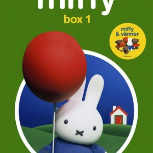 Miffy: Box 1 (3-disc) - DVD