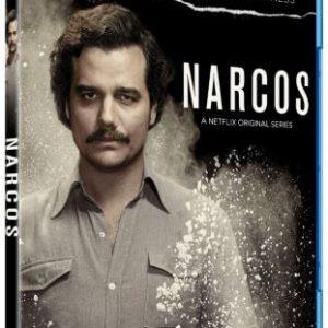 Narcos - Season 1 - Svensk udgave (Blu-Ray)