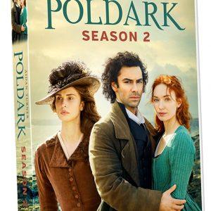 Poldark - Season 2 - DVD