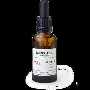 Barberians Copenhagen - Pre-Shave Oil 30 ml