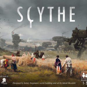 Scythe - Boardgame