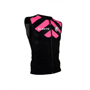 Flaxta Junior - Protection Vest - Pink (M)